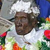 Rebecca Kadi Loburang Dinduch, Sudan\'s oldest Voter at 115.