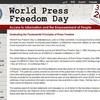 UN World Press Freedom Day