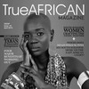The April 2015 cover of the True African Magazine. (photo: True African Magazine)