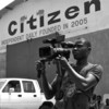 The Citizen TV (CTV) staff being trained by The Niles in Juba, July 11, 2012. (photo: The Niles | Dominik Lehnert)