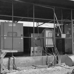 Generators are the principal source of electricity in Juba. (photo: The Niles | Martha Agama)
