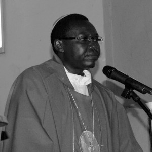 Catholic Auxiliary Bishop Santo Loku Pio in Juba, March 27, 2012. (photo: The Niles | Joseph Oduha)