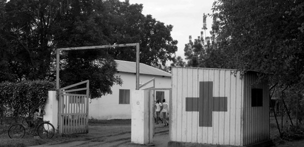 The ICRC supported hospital in Maiwut in 2015. (photo: ICRC | Yamila Castro)