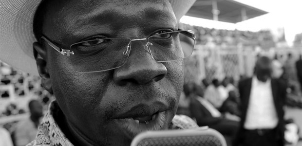 Cirino Hiteng in Juba, July 10, 2012. (photo: The Niles | Akim Mugisa)