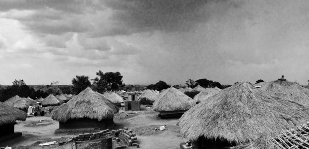 A village in South Sudan's Equatoria region. (photo: The Niles | Ochan Hannington)