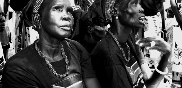 The United Nations says tens of thousands of women have been subjected to rape and other forms of gender-based violence during the conflict that started in December 2013. (photo: The Niles | Dominik Lehnert)