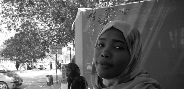 Tasneem Malik studies psychology in Khartoum. (photo: The Niles | Elzahraa Jadallah)