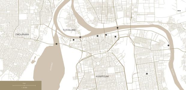 Khartoum fact file The Niles